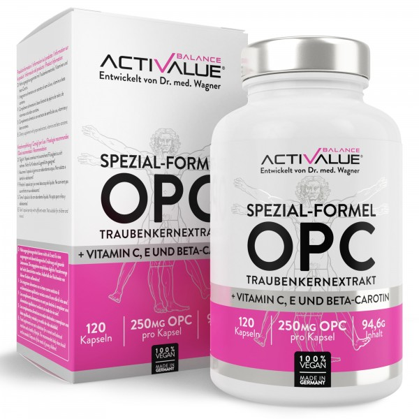 OPC Traubenkernextrakt Spezial-Formel