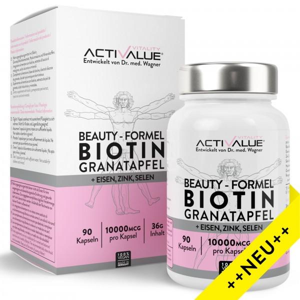 BIOTIN Beauty-Formel