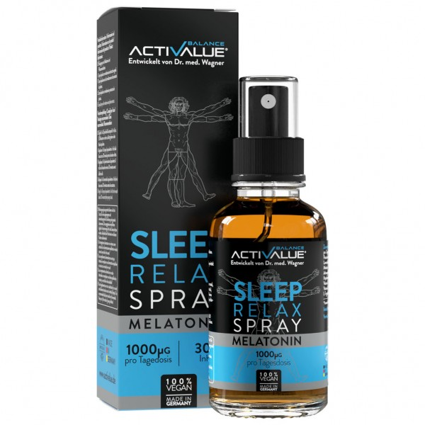 SLEEP and RELAX SPRAY