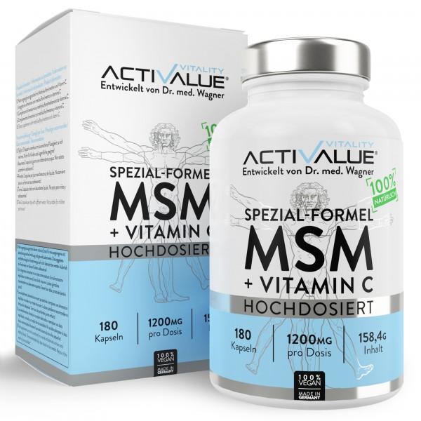 MSM Spezial-Formel