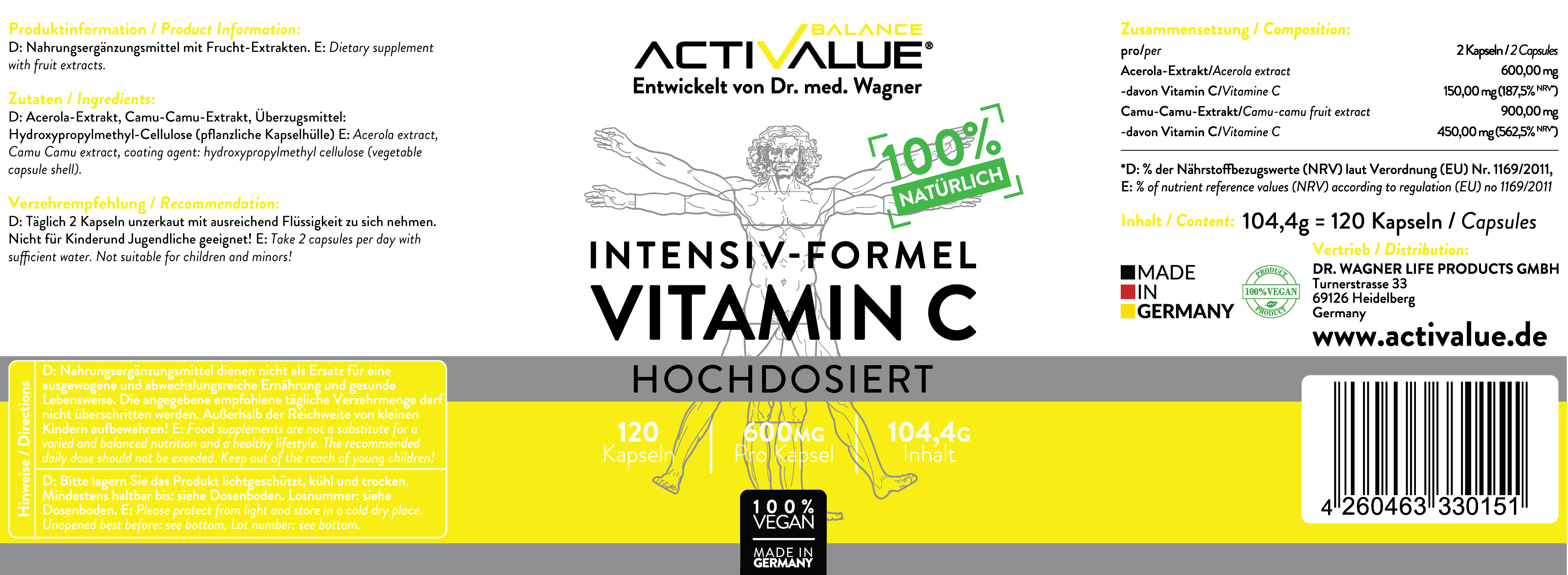 ACTIVALUE_VITAMINC_Label